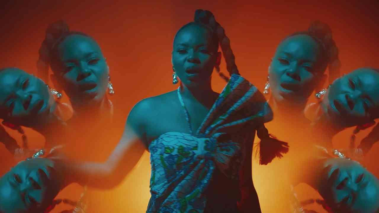 "VIDEO: Yemi Alade – ""Lai Lai"""
