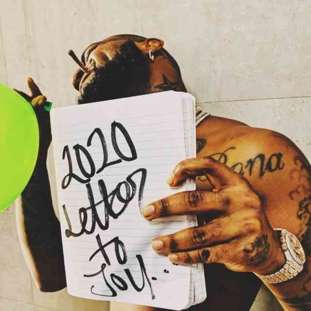 """Davido – """"2020 Letter To You"""""""