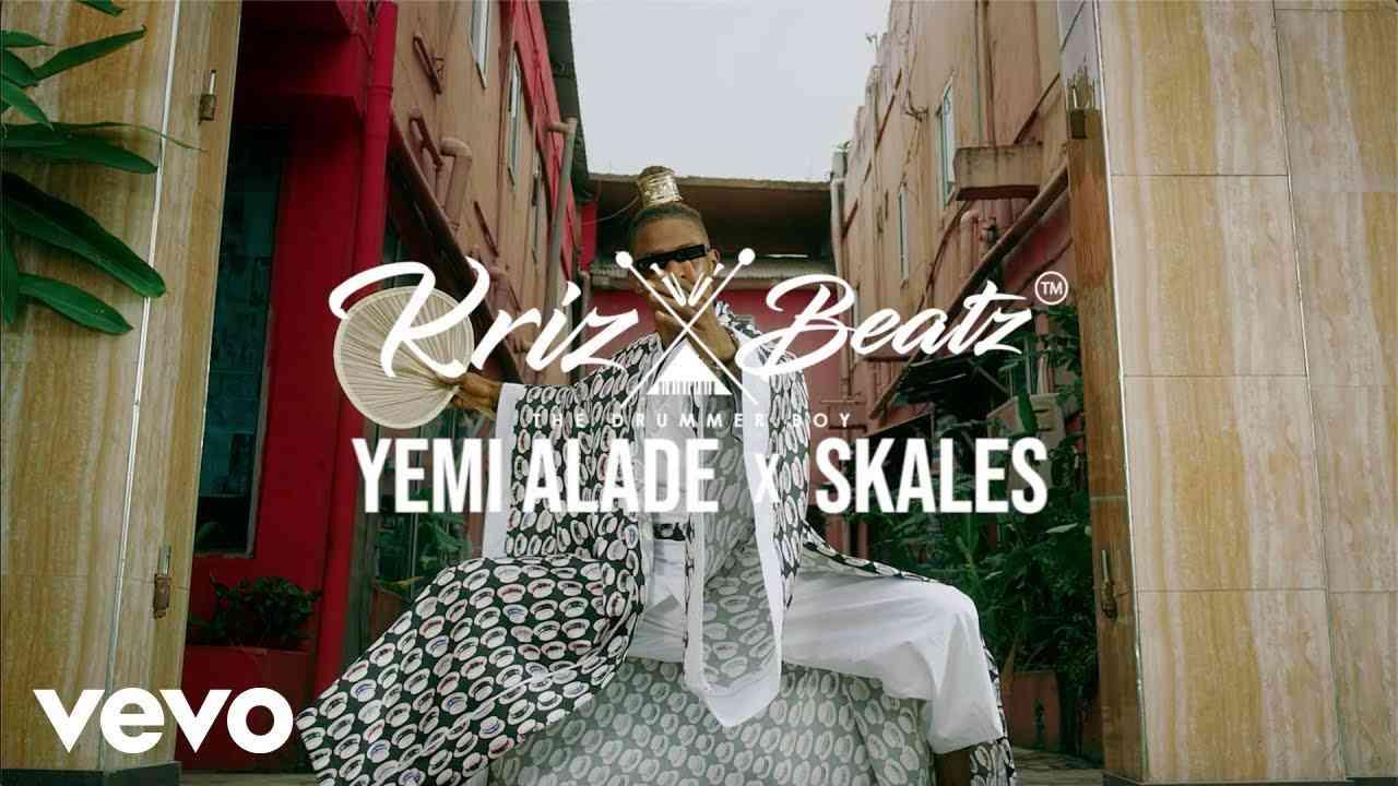 "VIDEO: Krizbeatz ft. Yemi Alade, Skales – ""Riddim"""