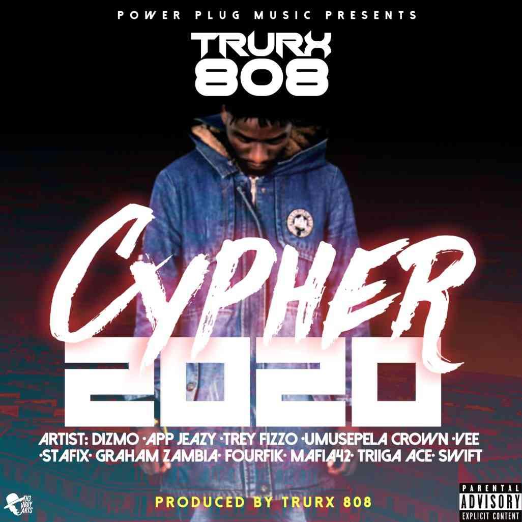 "Trurx 808 feat. Various Artists – ""2020 Cypher"""