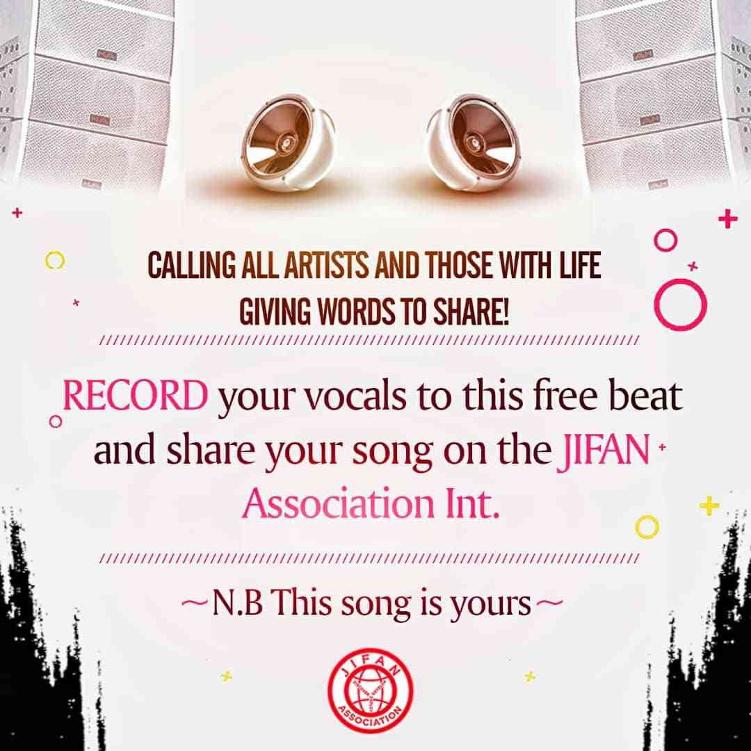 "JIFAN Association – ""Free Beat No. 38"" (Prod. Mr Stash)"