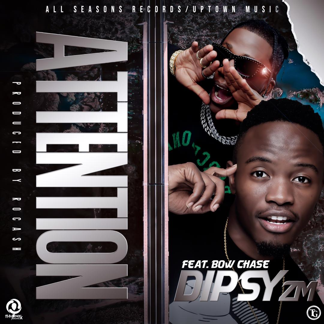 """Dipsyzam ft. Bow Chase – """"Attention"""""""