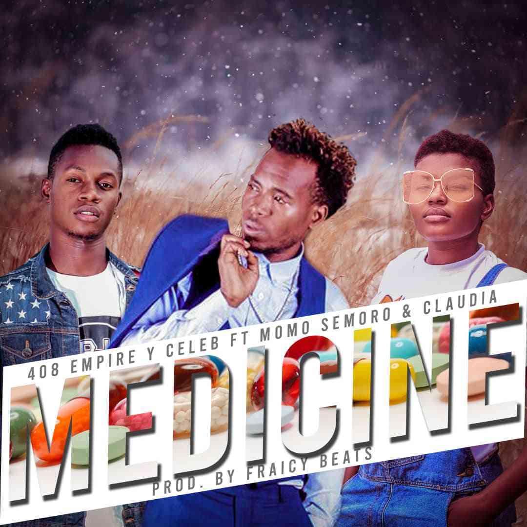 """Y Celeb ft. Momo Semoro & Claudia – """"Medicine"""""""