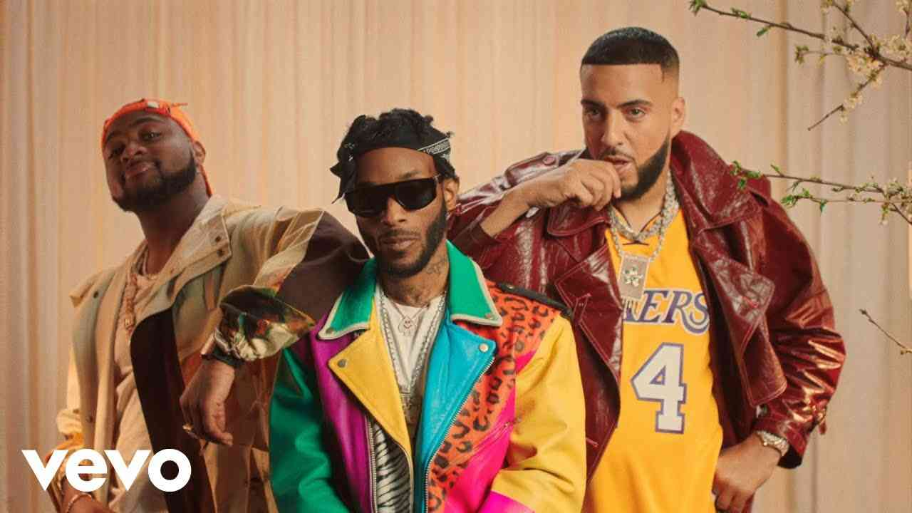 """VIDEO: Angel ft. French Montana & Davido – """"Blessings Remix"""""""