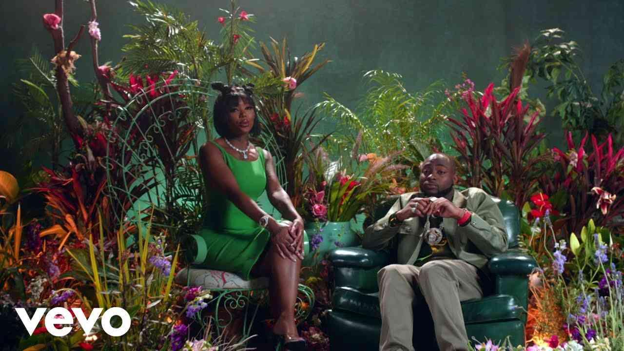 """VIDEO: Davido ft. Summer Walker – """"D & G"""""""