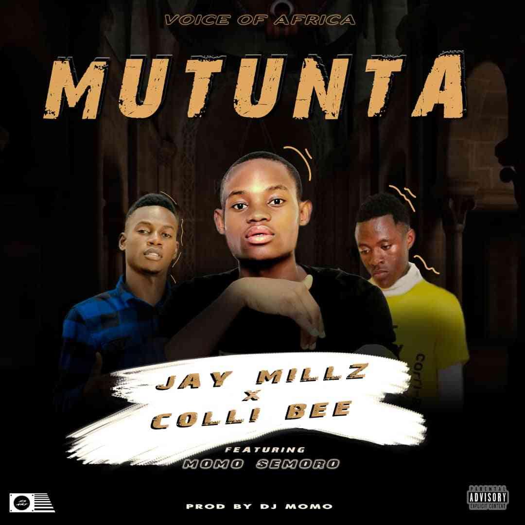"JayMillz & Colli Bee ft. Momo Semoro – ""Mutunta"""