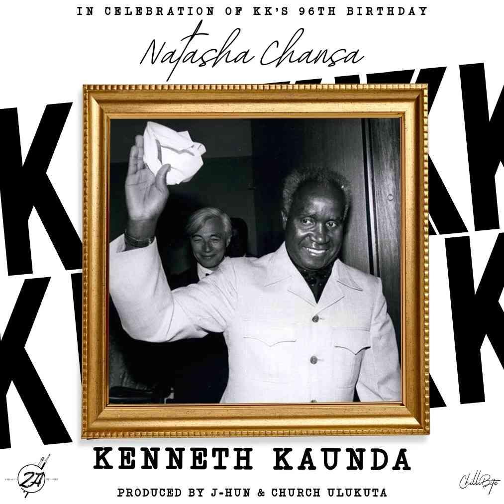 """Natasha Chansa – """"Kenneth Kaunda"""" (Prod. J-Hun & Church Ulukuta)"""