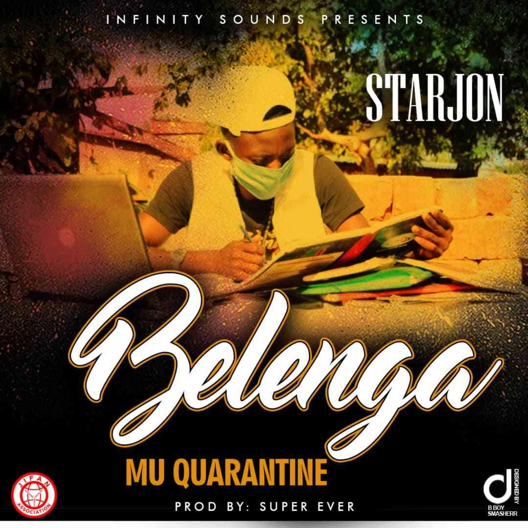 """Starjon – """"Belenga (Mu Quarantine)"""""""