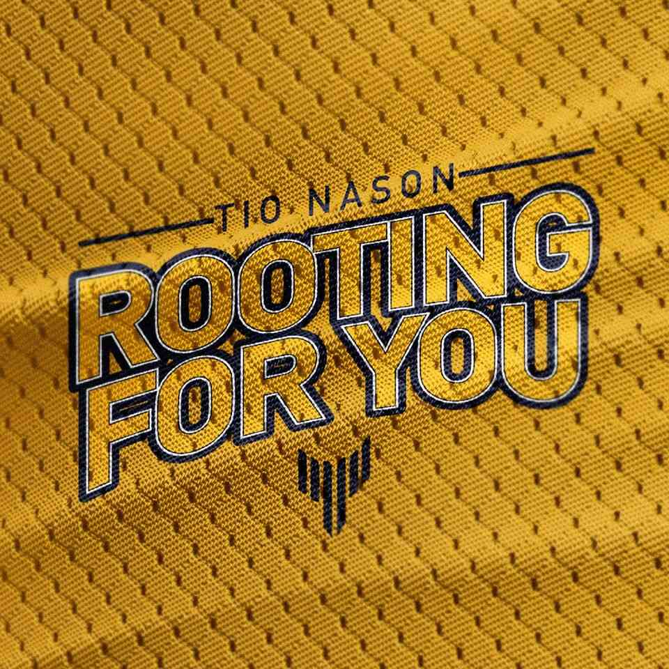 "Tio Nason – ""Rooting For You"" | + Quarantine Video"