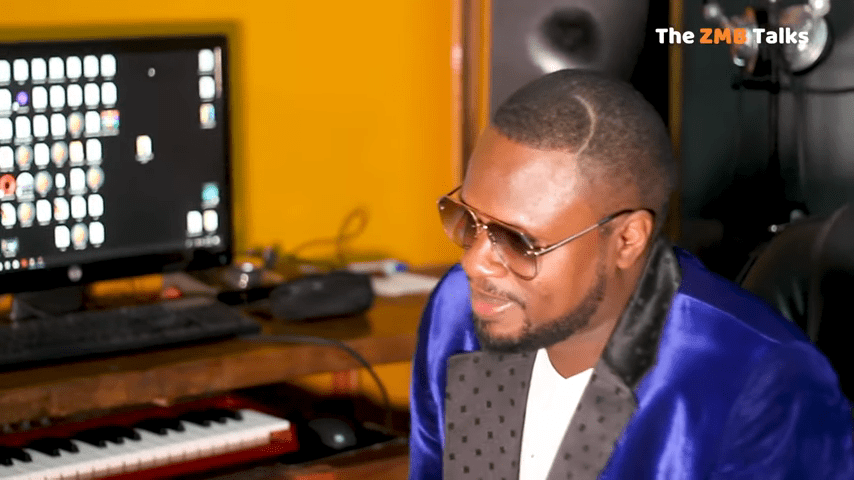 VIDEO: KB Talks My Diary Sessions, His Relevance, Signing Artists, Piracy, Family And More | the ZMB Talks