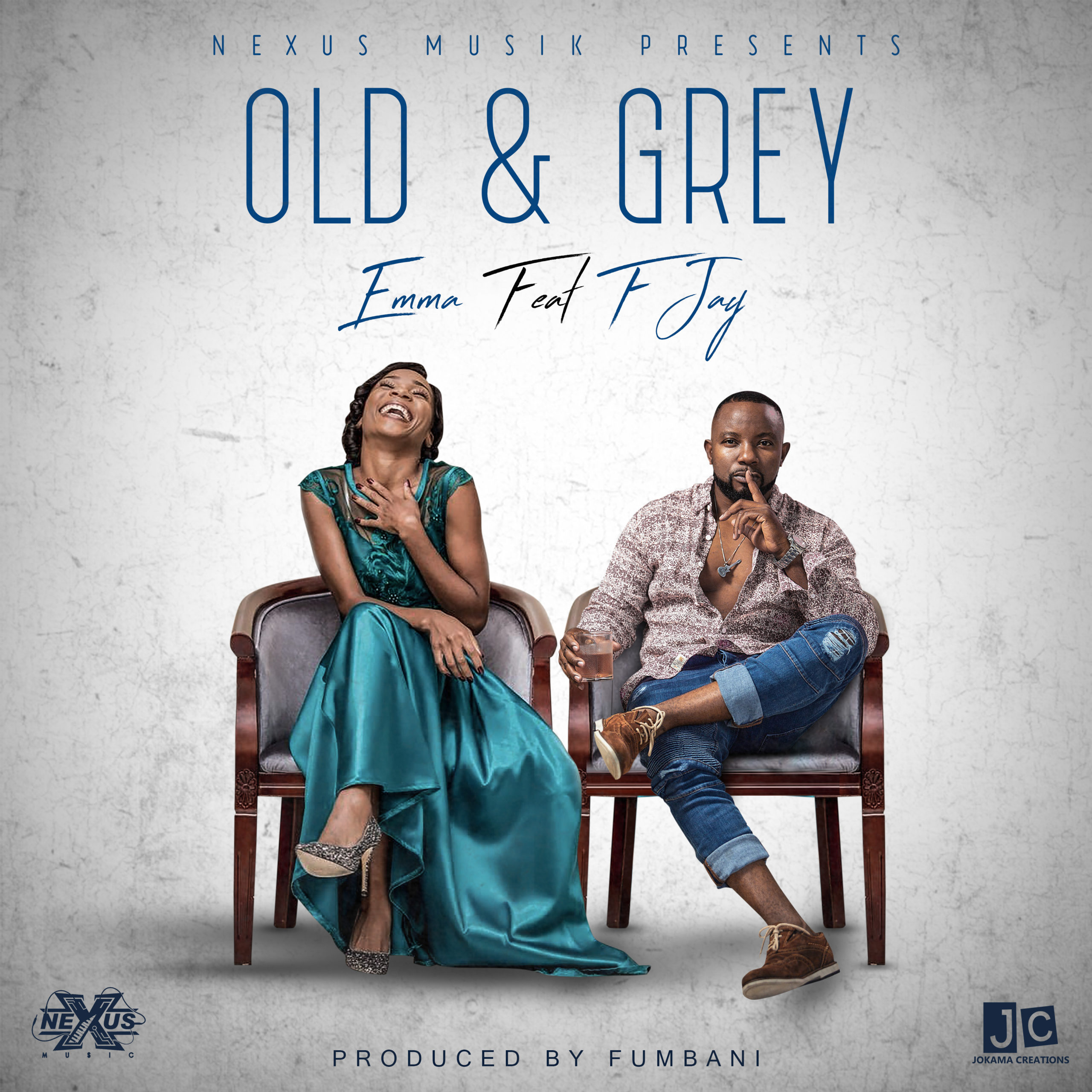 "Emma ft. F Jay – ""Old And Grey"""