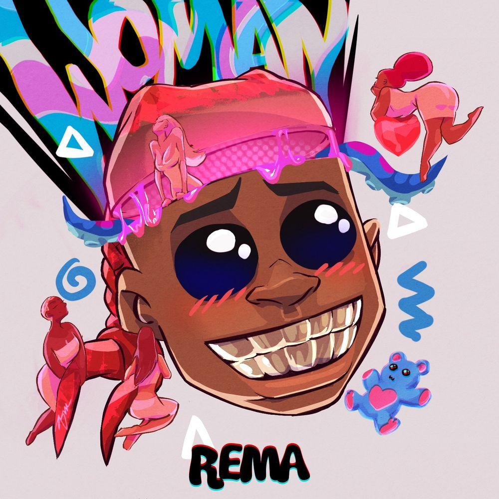 "Rema – ""Woman"""
