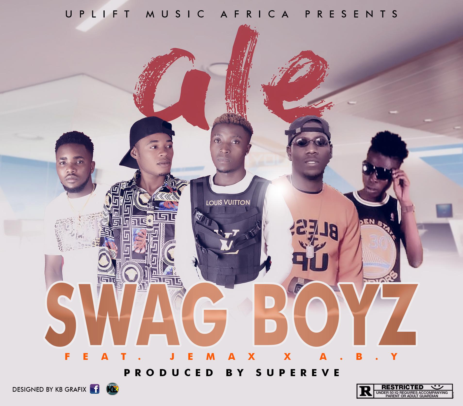 "Swag BoyZ ft. A.B.Y & Jemax – ""Alee"""