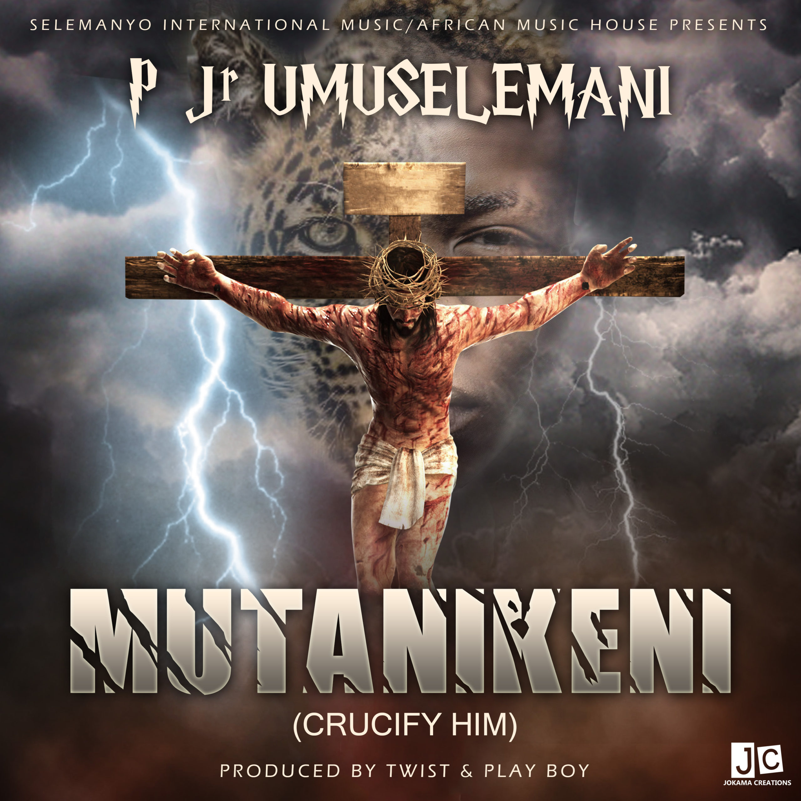 "P Jr Umuselemani – ""Mutanikeni (Crucify Him)"""