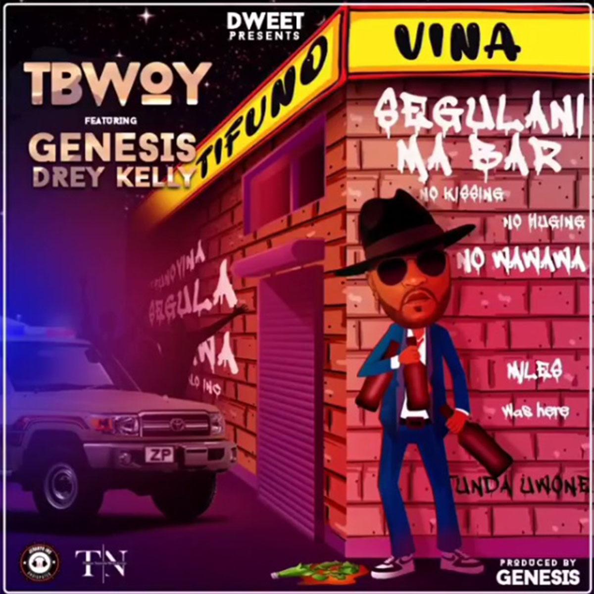 """Tbwoy ft. Genesis & Kelly Drey – """"Tifuno Vina"""""""