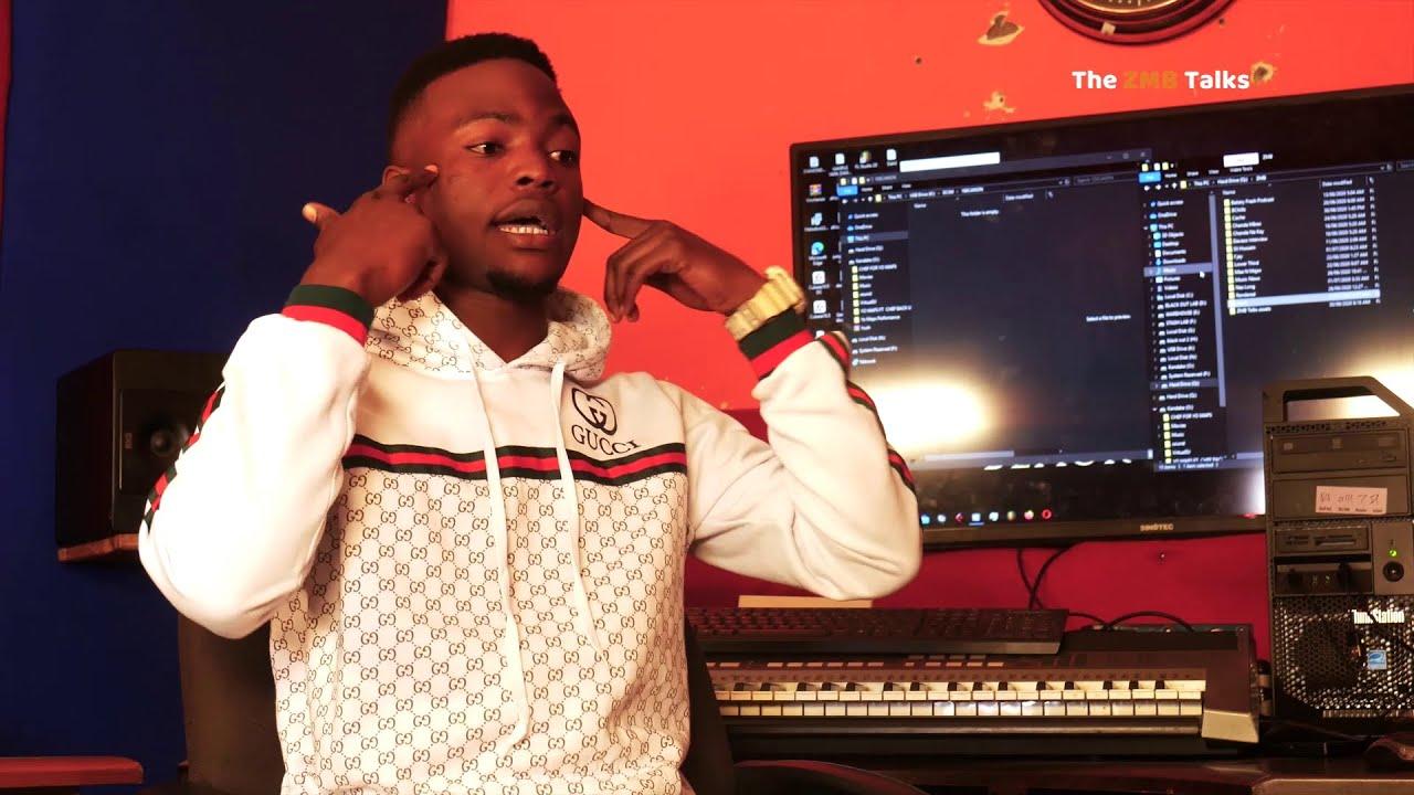 Vinchenzo reveals he had no idea he was adding vocals for Chef on the Sensei beat | the ZMB Talks