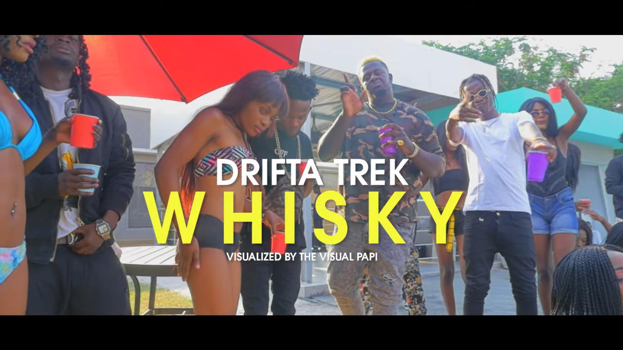 "VIDEO: Drifta Trek ft. Bow Chase x Dizmo & Ziggy – ""Whisky"""