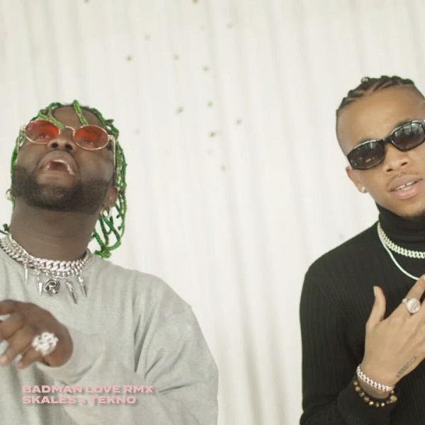 "VIDEO: Skales ft. Tekno  – ""Badman Love (Remix)"""