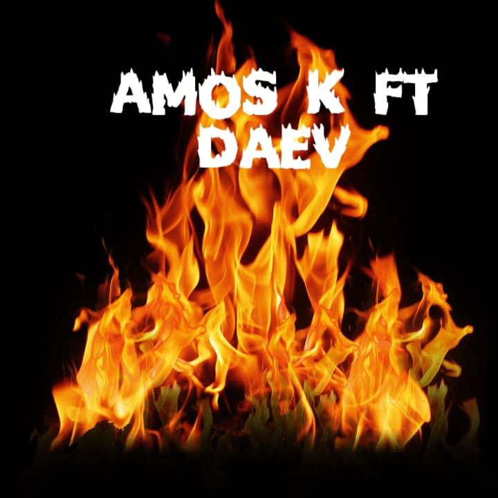 "Amos K ft. Daev – ""Falling For You"""