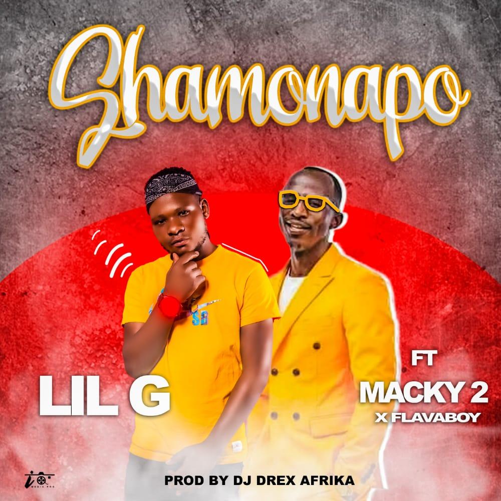 """Lil G ft. Macky 2 x Flavaboy – """"Shamonapo"""""""