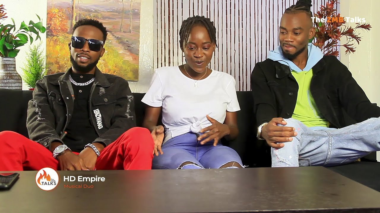 HD Empire on their come up, Kopala Swag, their under wrap issue with Yo Maps and More| the ZMB Talks