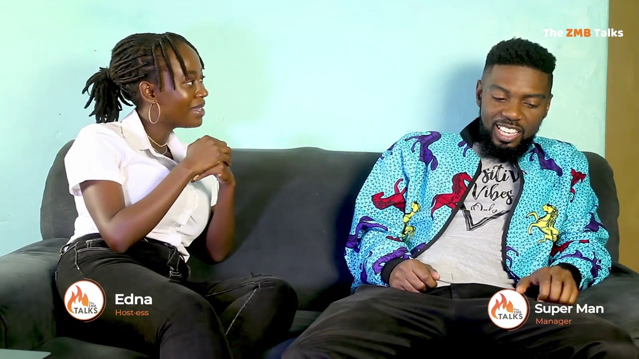 Superman talks about his career journey, managing chef 187, reveals possible Sarkodie feature | the ZMB Talks