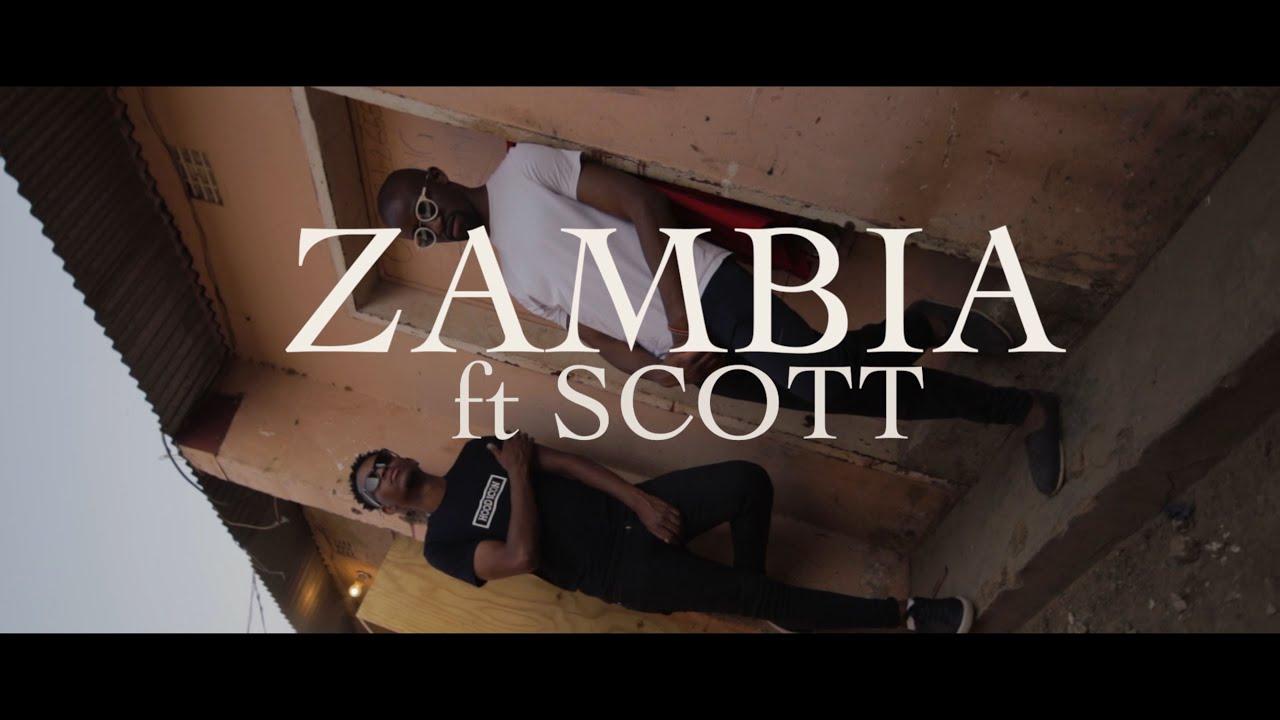 """Chanda Mbao x Scott – """"Zambia"""" [Viral Video]"""