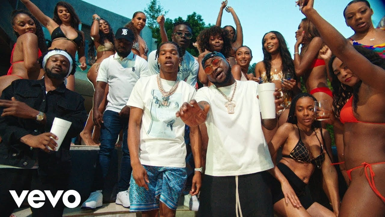 "VIDEO: Davido ft. Lil Baby – ""So Crazy"""