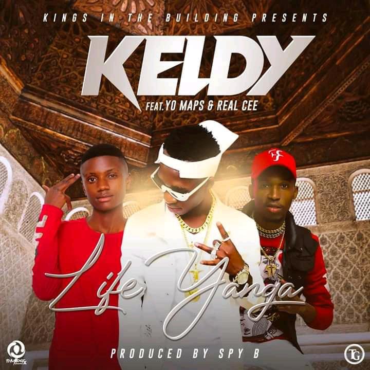 "Keldy ft. Yo Maps & Real Cee – ""Life Yanga"""