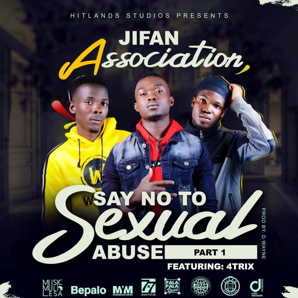 """JIFAN Association ft. 4Trix – """"Say No To Sexual Abuse (Part 1)"""""""