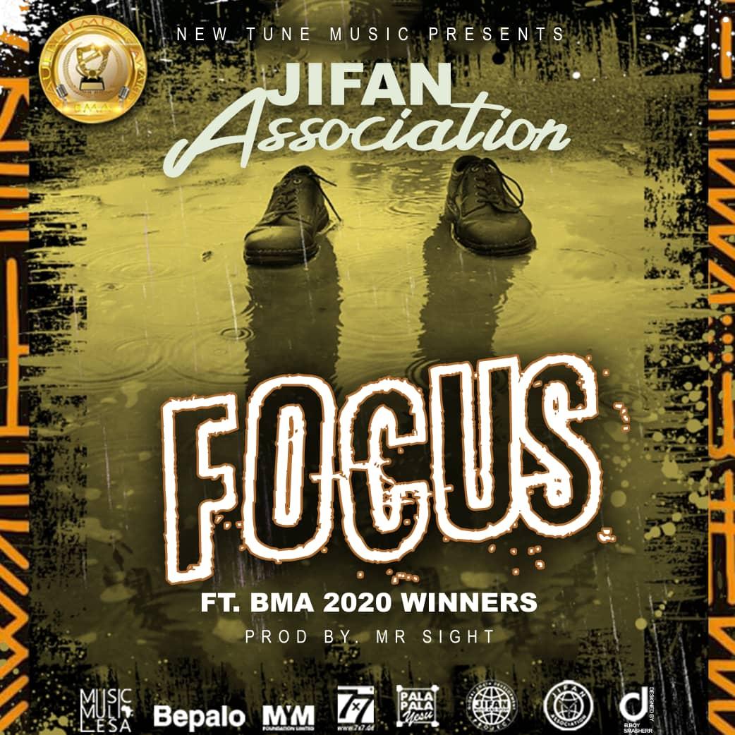 "JIFAN Association ft. BMA 2020 Winners – ""Focus"" (Prod Sight)"