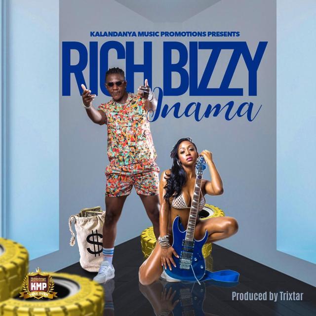 """Rich Bizzy – """"Inama"""""""