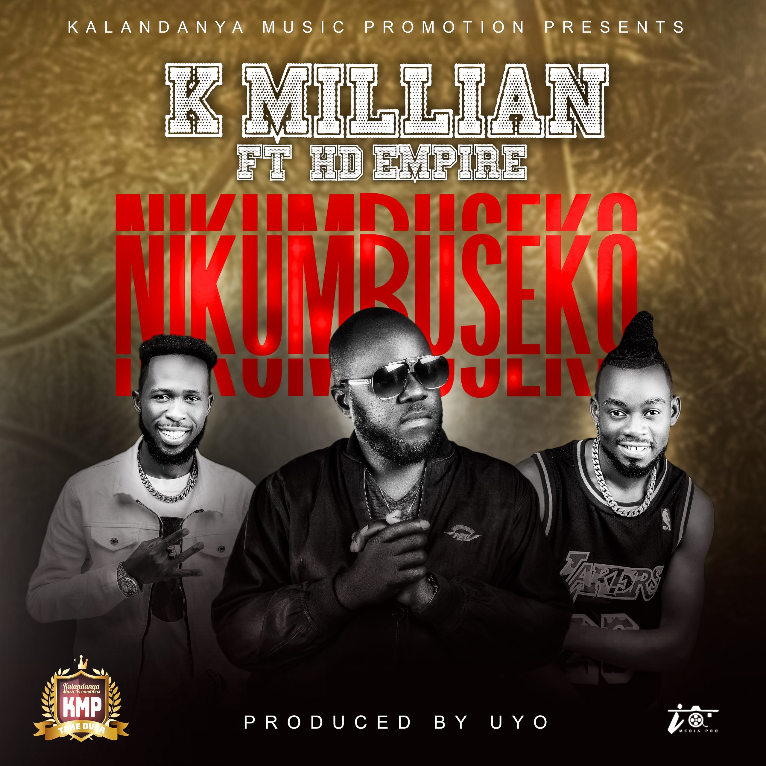 "K'Millian ft. HD Empire – ""Nikumbuseko"""