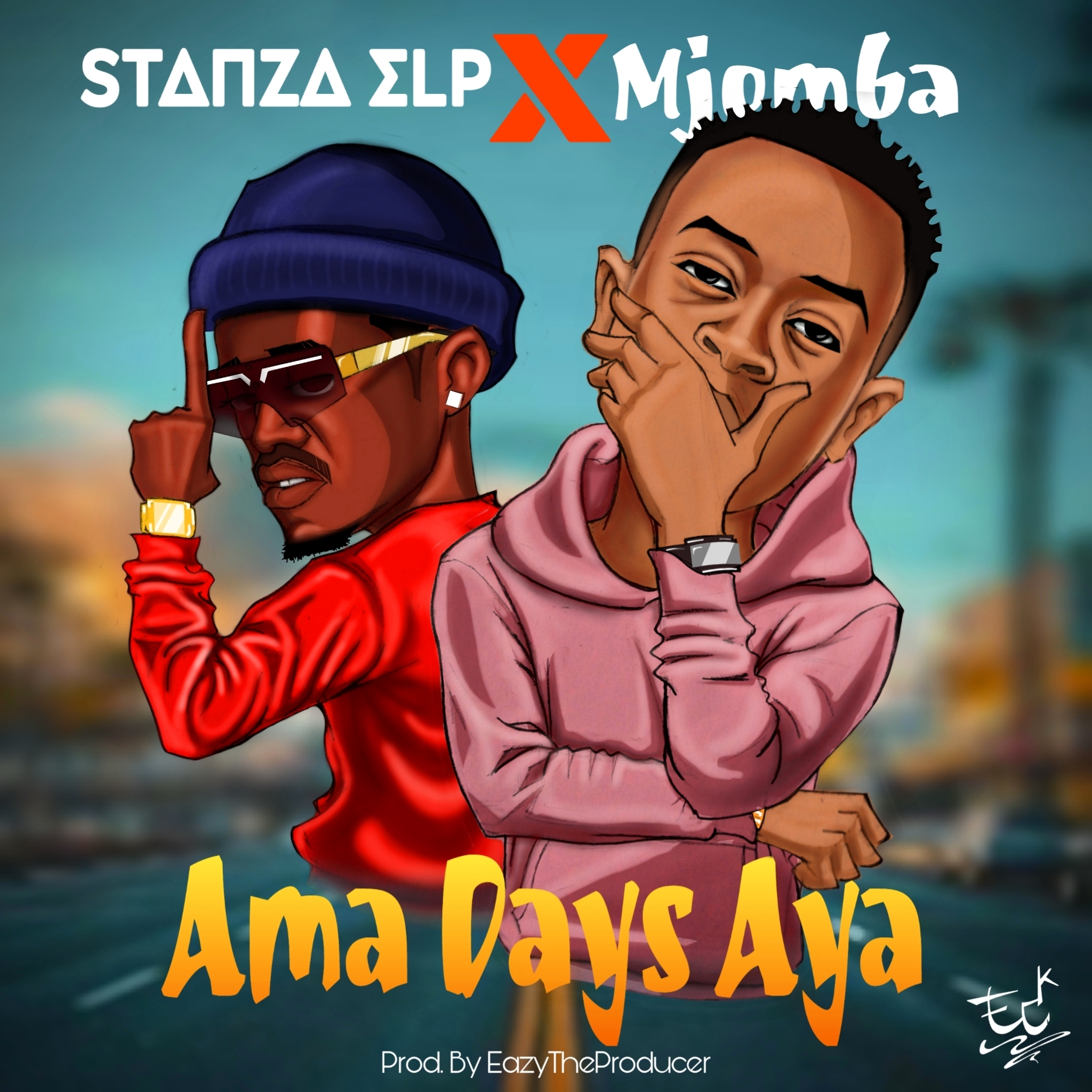 "Stanza Elp ft. Mjomba  – ""Ama Days Aya"""