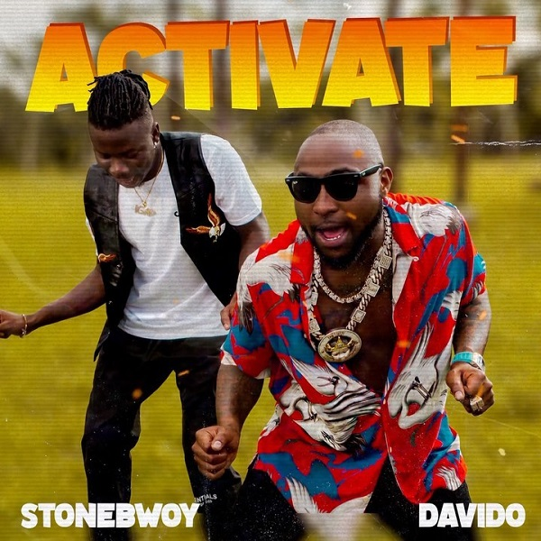 "VIDEO: Stonebwoy ft. Davido – ""Activate"""