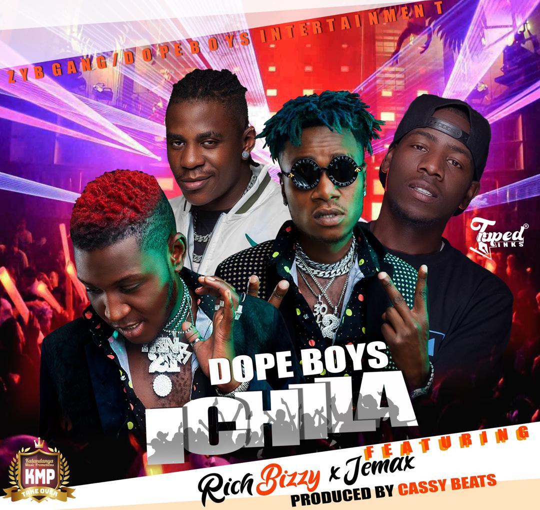 """Dope Boys ft. Rich Bizzy & Jemax – """"Ichila"""""""