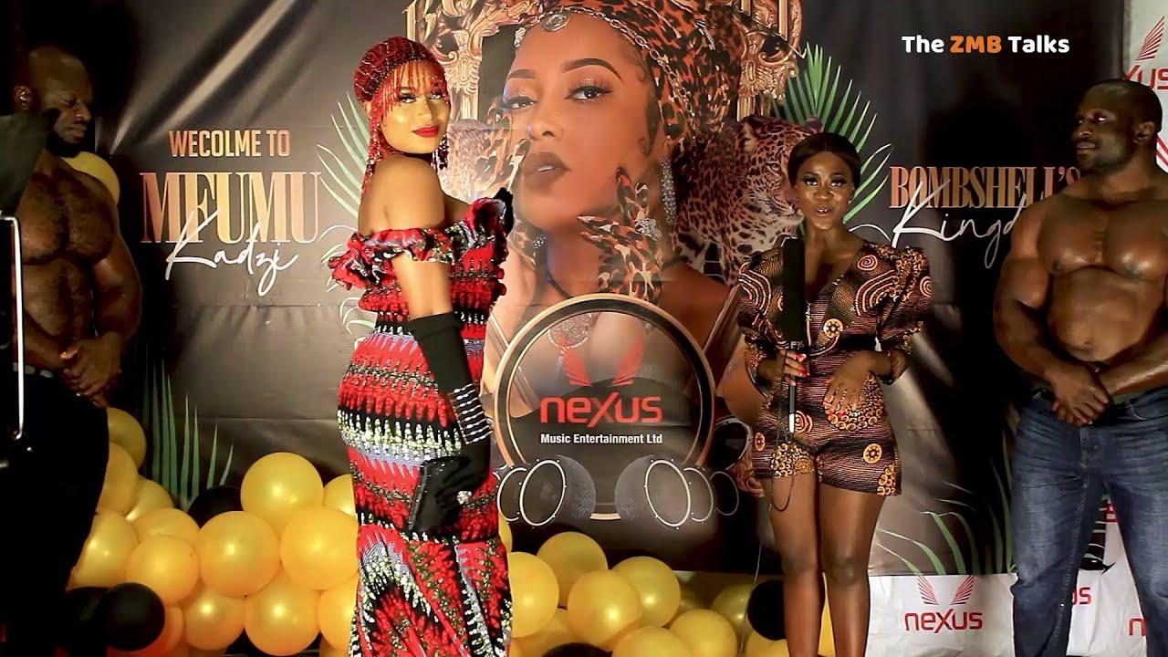 """Bombshell's Mfumu kadzi pre-birthday celebration""| the ZMB Talks"