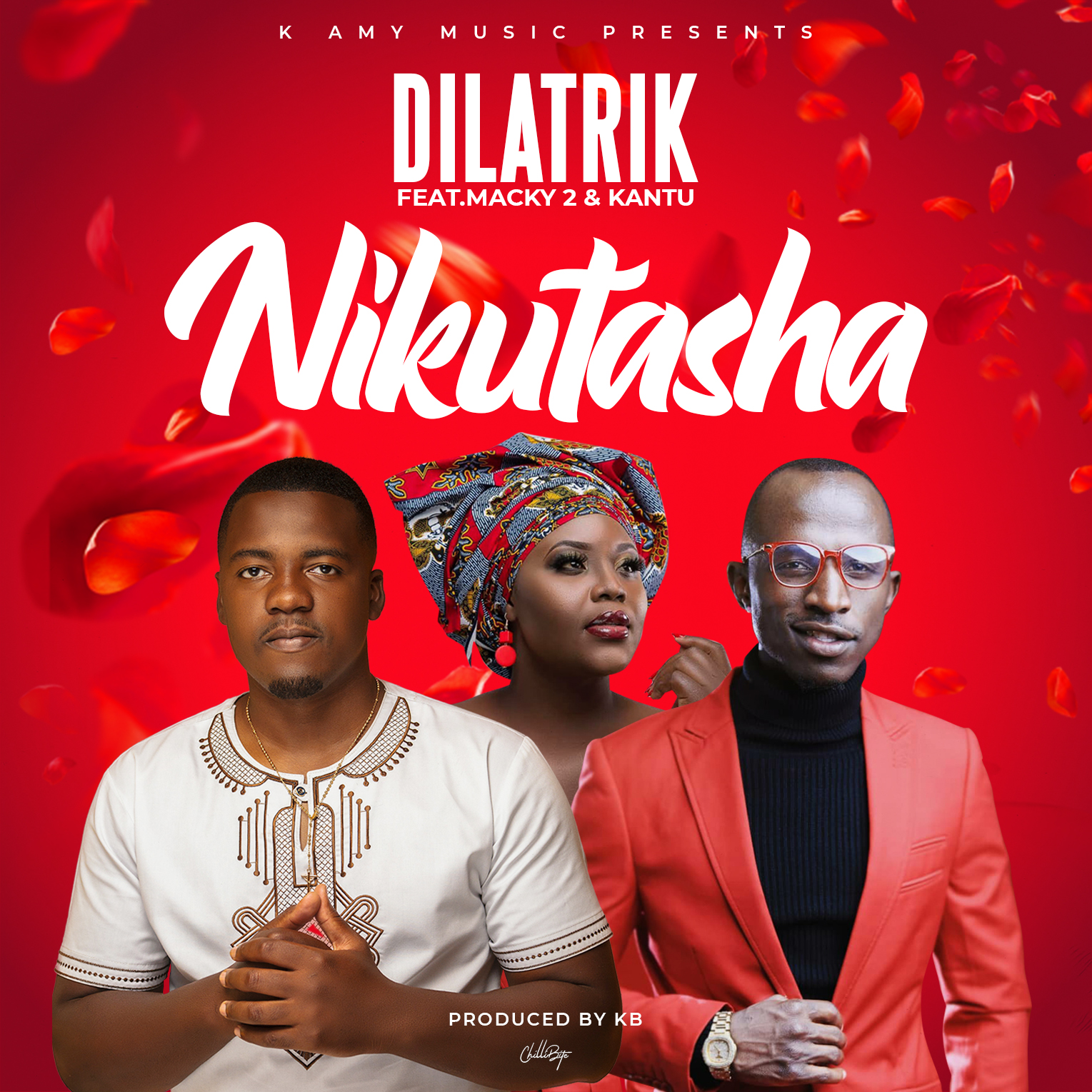 "Dilatrik ft. Macky 2 & Kantu – ""Nikutasha"""