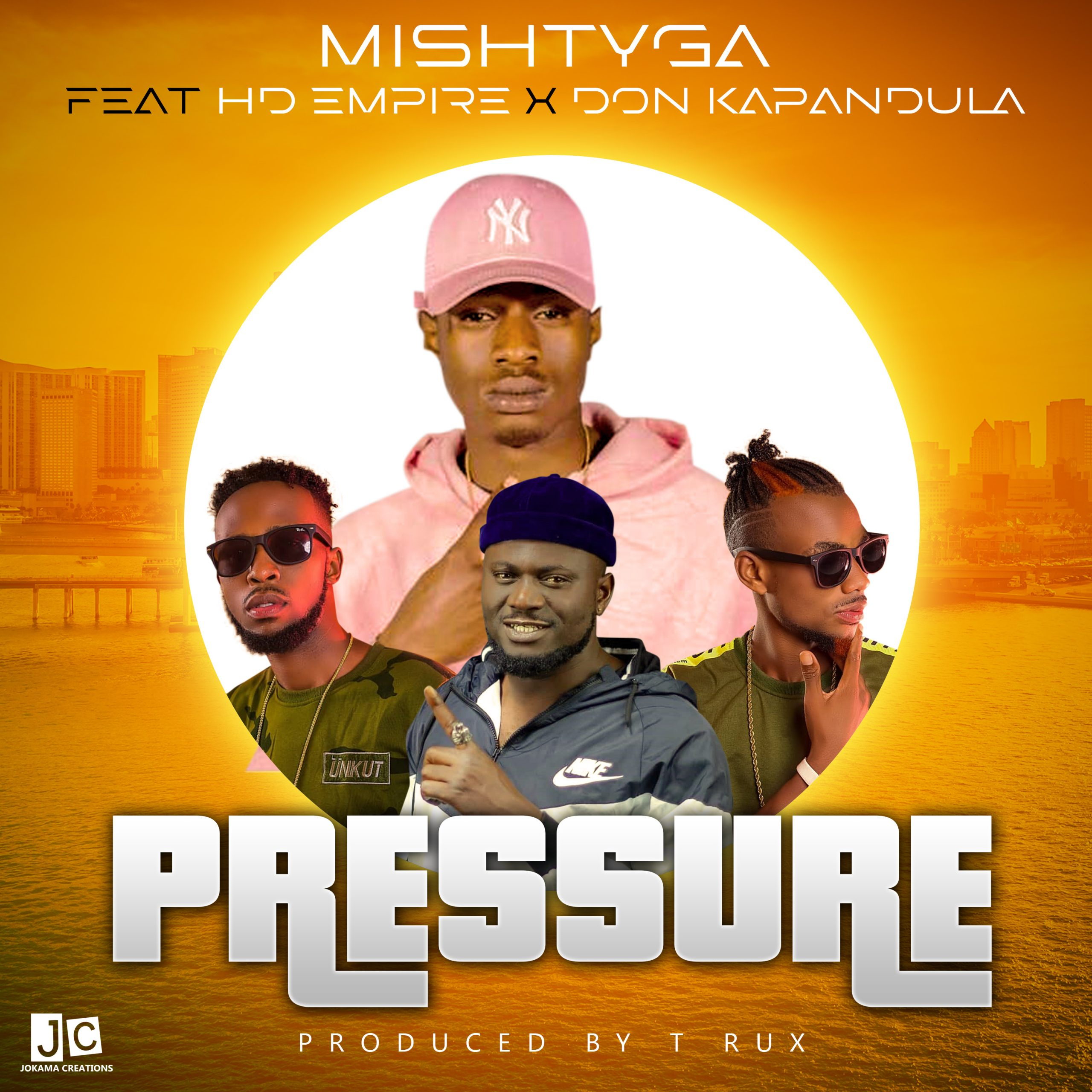 "Mish Tyga ft. HD Empire & Don Kapandula – ""Pressure"""