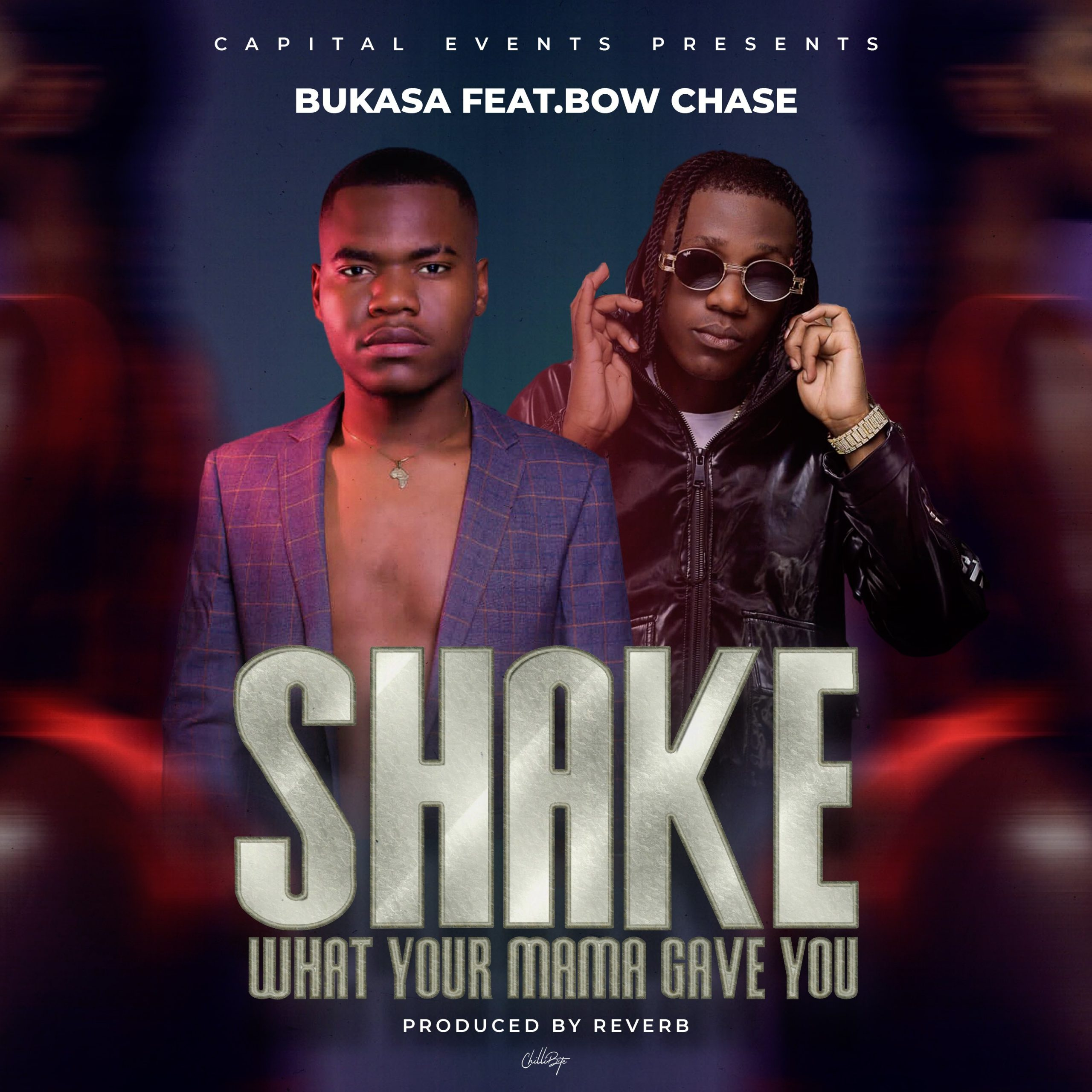 """Bukasa ft. Bow Chase – """"Shake What Your Mama Gave You"""""""