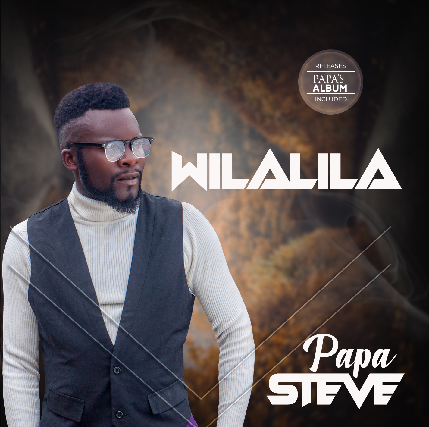 Papa Steve Drops New Album 'Wilalila' + 2 New Singles