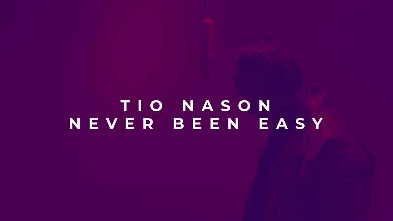 """VIDEO: Tio Nason – """"Never Been Easy (A Daev Tribute)"""""""