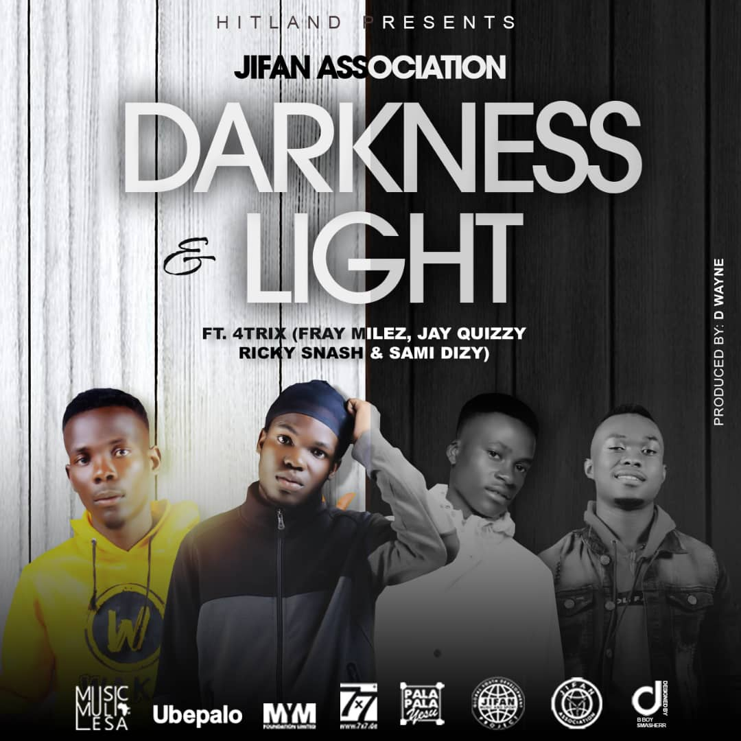 "JIFAN Association ft. 4Trix – ""Darkness And Light"""