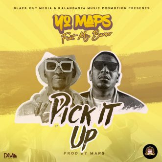 "Yo Maps ft. Mic Burner – ""Pick It Up"""