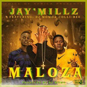 "Jay'Millz ft. Momo Semoro & Colli Bee – ""Maloza"""