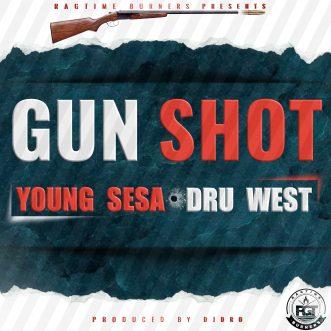 """Young Sesa x Dru West – """"Gun Shot"""""""